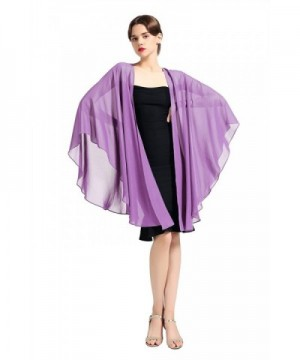 Chiffon Bridal Wedding Evening Scarves