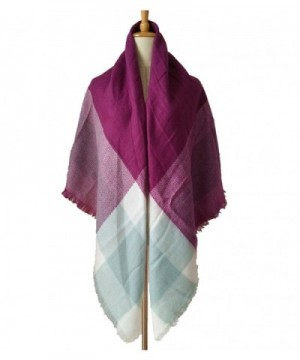 Lncropo Blanket Pashmina Knitted Tassels in Fashion Scarves
