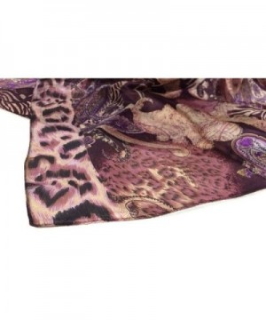 Novels wear 100 mulberry Fashionable Hawaii Leapard in Fashion Scarves