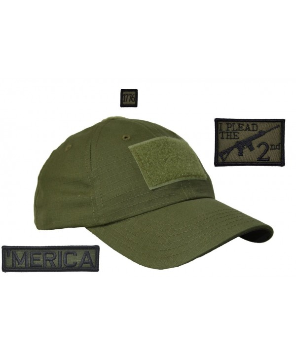 Olive Tactical Operator Second Merica - CH11KSUVQCF