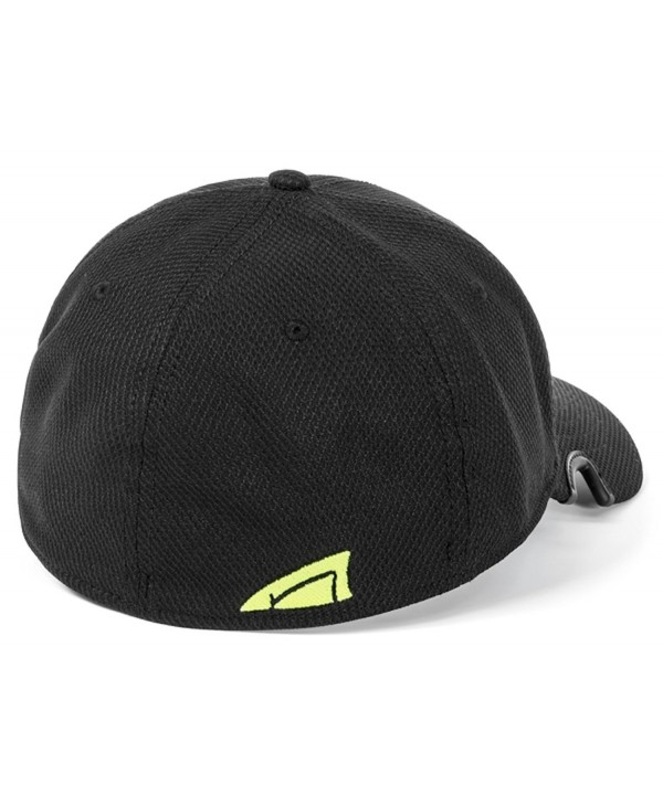 Notch Classic Stretch Fit Black/Neon Cap - Black Neon - CJ12L0Y3COH
