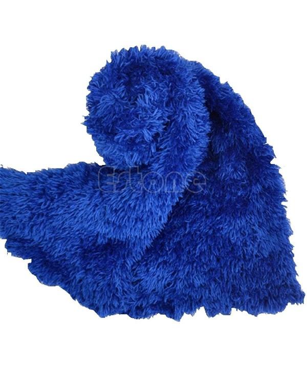 Yumian Women Magic Snood Scarf Multifunctional Scarves Outdoor Soft Head Wear Shawl - Royal Blue - CQ186SZ95C7