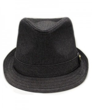 City Hunter Pmt590 Blended Fedora in Men's Fedoras