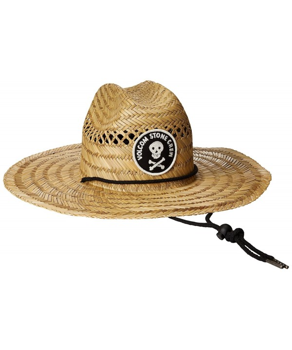 Volcom Men's Hay There Hat - Natural - C712JFT4YZF