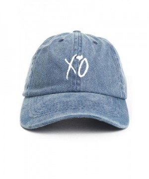 XO The Weekend Denim Unstructured Hat - C812NRGPJO2