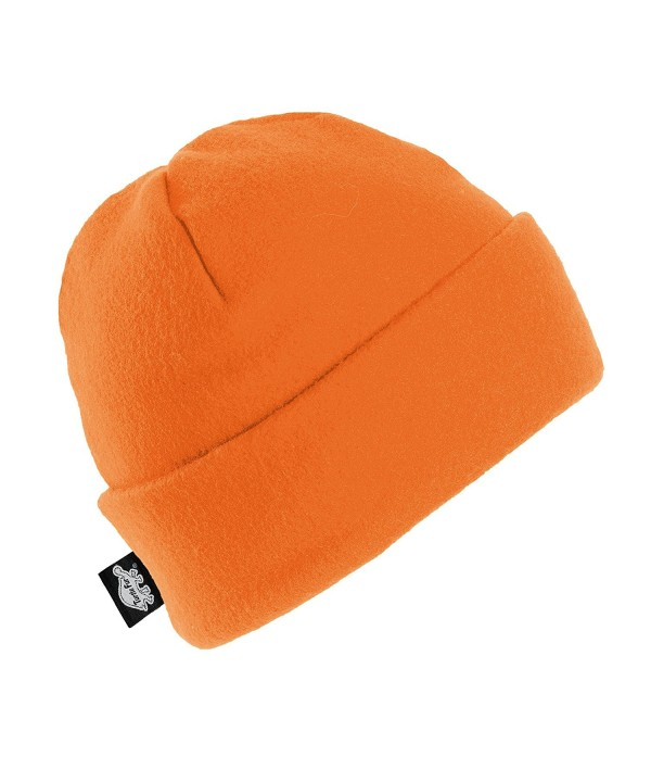 Original Turtle Fur Fleece - The Hat- Heavyweight Fleece Watch Cap Beanie - Blaze - CT119RA0LUJ