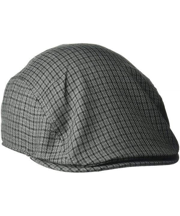 Goorin Bros. Men's Oscar IVY newsboy Hat - Charcoal - CC183NHK945