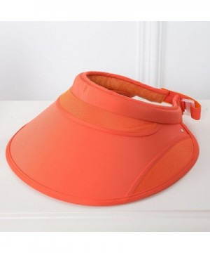 iShine Visor Protection Summer Orange