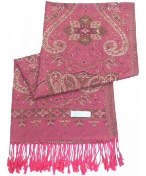 Design Reversible Pashmina CJ Apparel in Wraps & Pashminas
