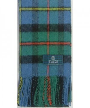 Lambswool Scottish Macleod Harris Ancient in Fashion Scarves
