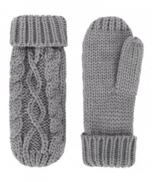 ANDORRA Knitted Beanie Gloves Winter in Fashion Scarves