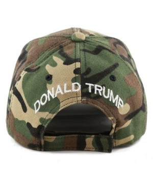 Exclusive President America Signature Woodland in Men's Baseball Caps