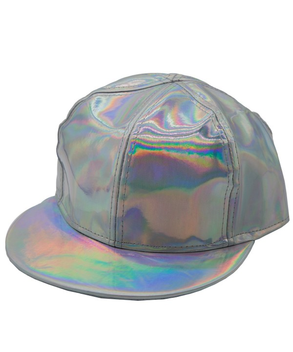 XCOSER Magic Rainbow Baseball Cap Snapback Hat Adjustable - CJ11Z1GJ7NV