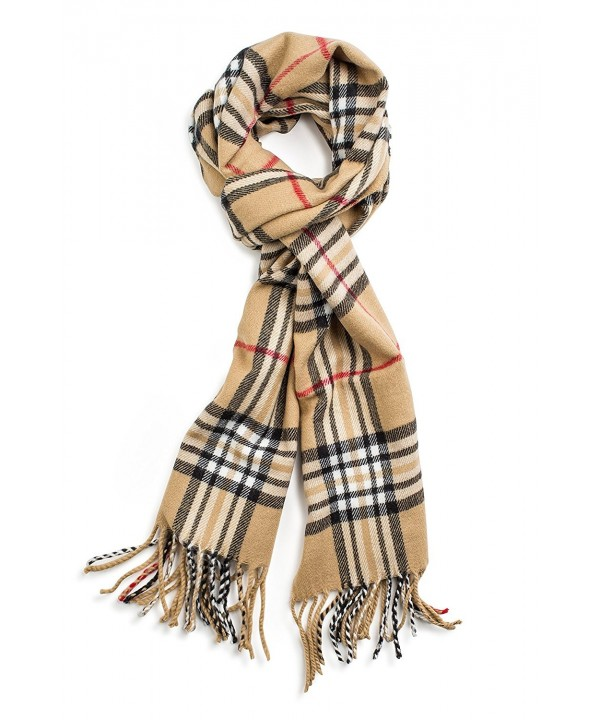 Veronz Super Soft Classic Cashmere Feel Winter Scarf 60 Day Warranty - C012N69OIMJ