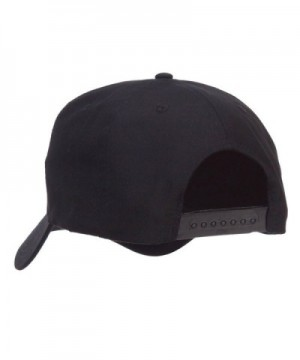 Francisco Police Patched Cotton Twill in Men's Baseball Caps