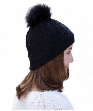 HINDAWI Womens Beanie Winter Knitted