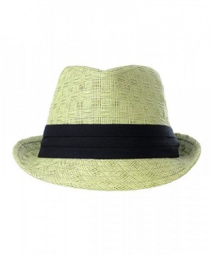NYFASHION101 Womens Paper Fedora X Large