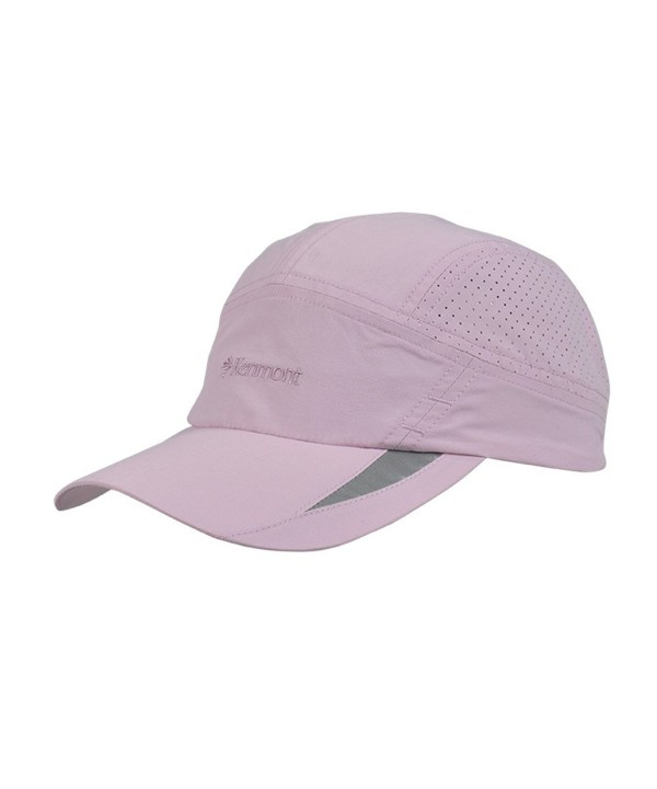 Kenmont Women Adjustable Baseball Cap Race/Running/Outdoor Sports Hat Golf Cap With Breathable Hole - Lavender - C212KH7NVLR