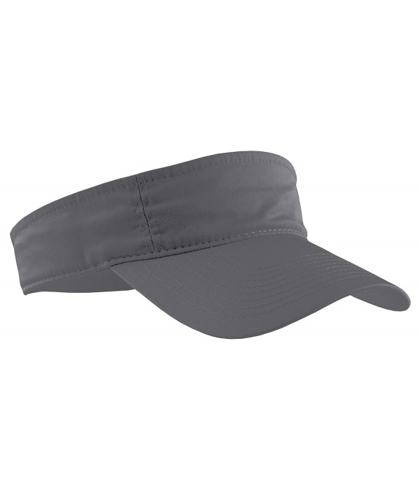 Port & Company Fashion Visor- OSFA- Charcoal - C211BTMR4XB