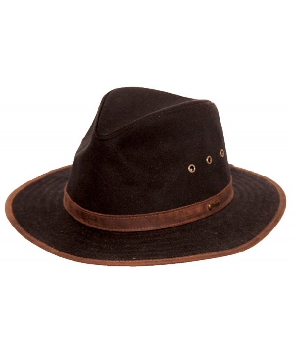Outback Trading Madison River Hat - Brown - CF115CR2W7H