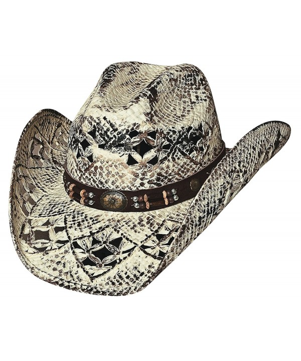 "Bullhide ""Girl Next Door"" Painted Toyo Straw Western Hat - CF116PAYJUH"