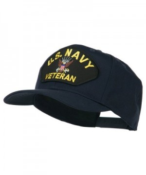 Navy Veteran Military Patched Profile