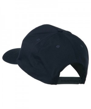 Navy Veteran Military Patched Profile in Men's Baseball Caps