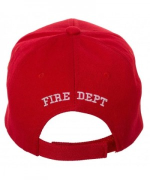 FIRE DEPT FIRE FIRST IN LAST OUT FLAMES CAP HAT BLACK