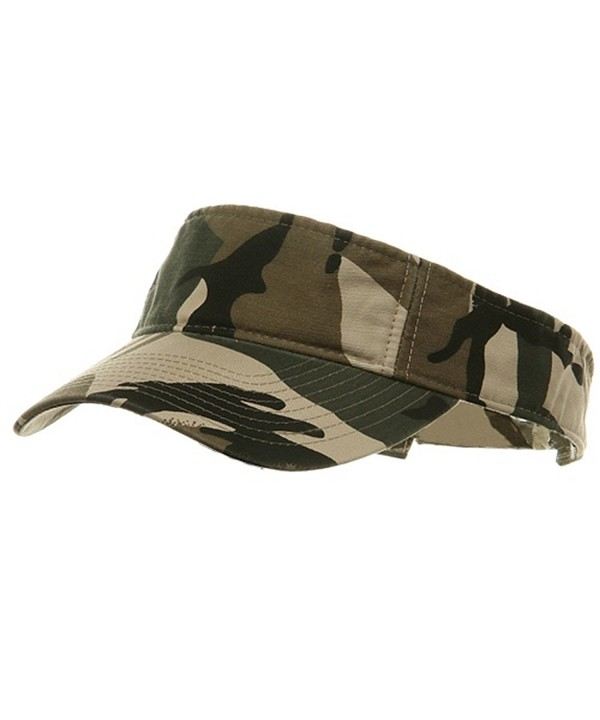 Military Visors - Safari - CV111CSPE07