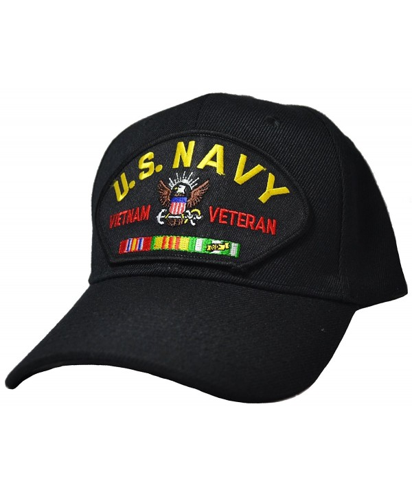 Military Productions US Navy Vietnam Vet Ball Cap - CN12I57FHX1