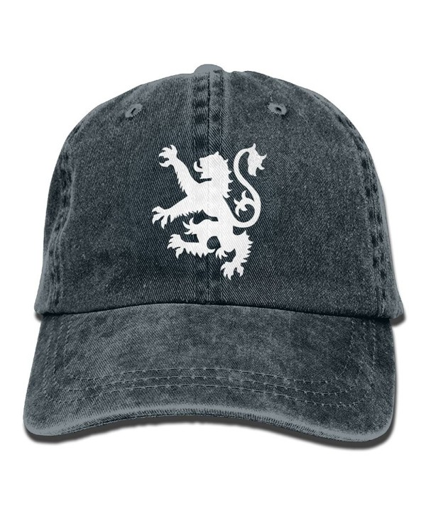 KAOMAOXI Scottish Adjustable Baseball Trucker - Navy - C5187GGYA3Z