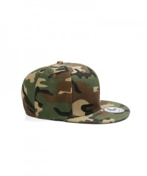 Plain Camo Army Fitted Baseball in Women's Baseball Caps