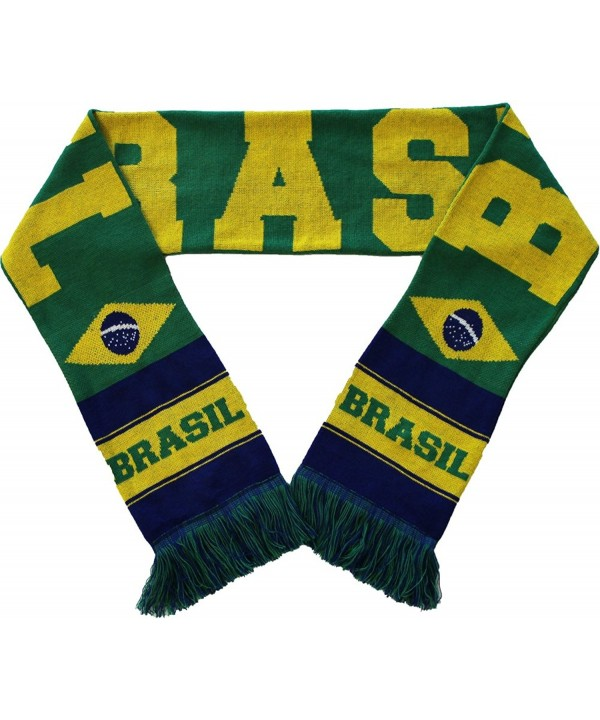 Brazil - Country Knit Scarf - C411L9GGQSL