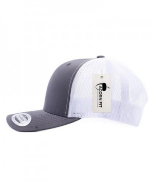 Yupoong Classic Trucker Baseball Charcoal in Men's Baseball Caps