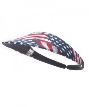 No Headache PFC FLAG Original Visor in Women's Visors