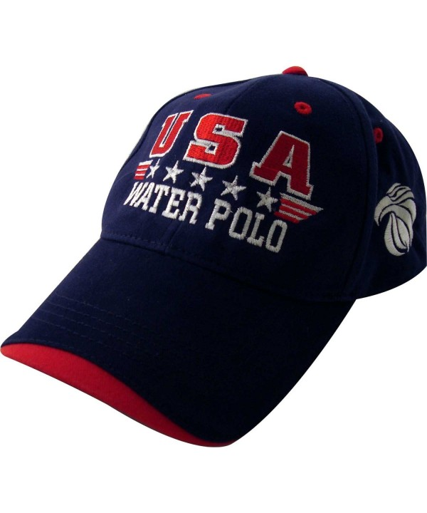 USA Water Polo Cap - CB11P09ZCUL