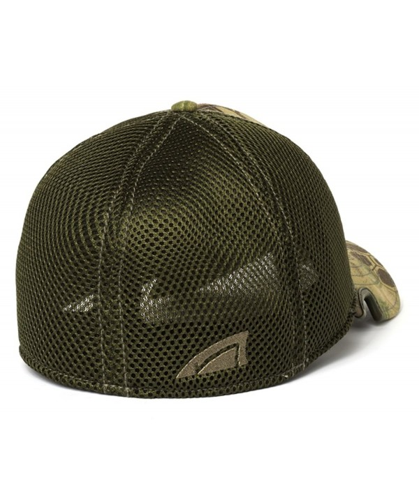 Notch Classic Stretch Fit Mandrake Cap - Camo - CD11KKX5FEP