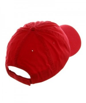Wholesale Profile Dyed Cotton Twill in Men's Baseball Caps