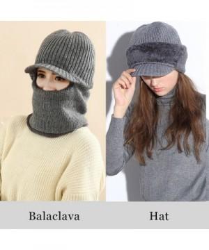 Peak Mall Knitted Balaclava Windproof in Men's Skullies & Beanies