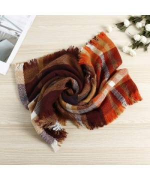 Wander Agio Womens Winter Scarves in Cold Weather Scarves & Wraps