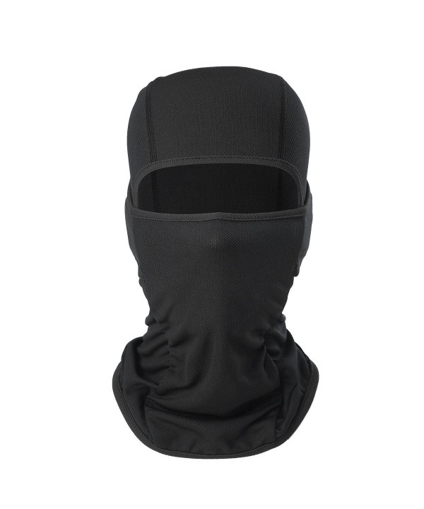 JIUSY Balaclava - Breathable Outdoor Full Face Mask Tactical Motorcycle Cycling - BE-01 - CE183N66NL0
