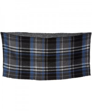 Womens Traditional Plaid Reversible Herringbone