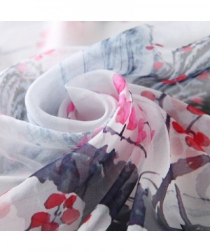 STORY SHANGHAI Womens Mulberry Ladies in Fashion Scarves
