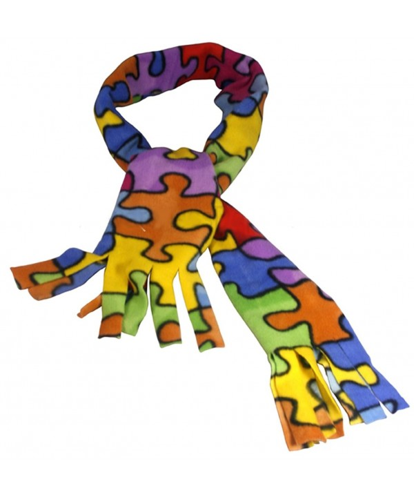 Autism Awareness Scarf - CR115WNU0LB