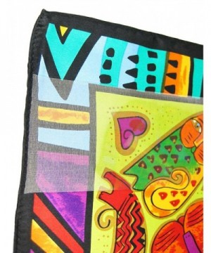 Laurel Burch Fashion %60Karly%60S Multicolored in Fashion Scarves