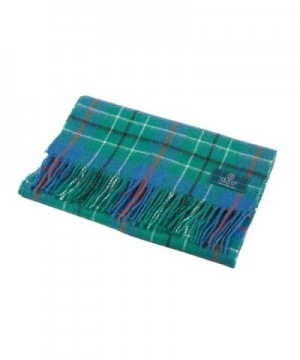 Clans Scotland Scottish Tartan Ancient in Cold Weather Scarves & Wraps