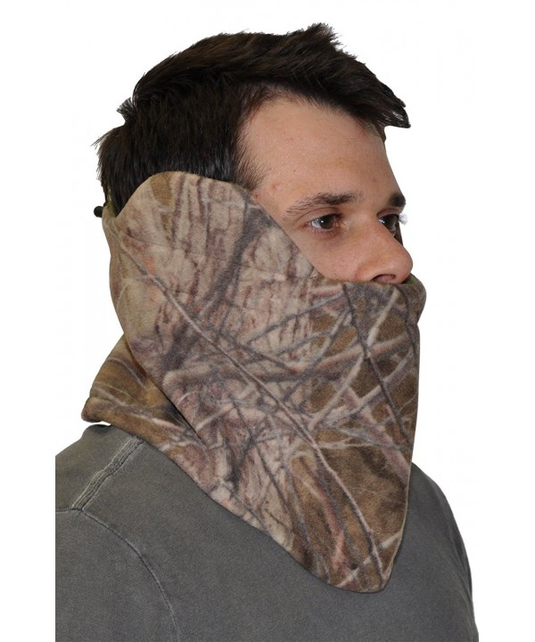Avery Outdoors Camouflage Fleece Neck Gaiter - Buck Brush - CT112DK1JCF