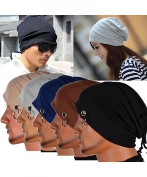 Chunshop Multifunction Lacing Beanie Hip Hop