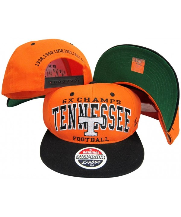 Tennessee Volunteers Football Champions Adjustable - CA11625CRR3