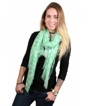 S 795 33S St Patricks Day Scarf in Fashion Scarves